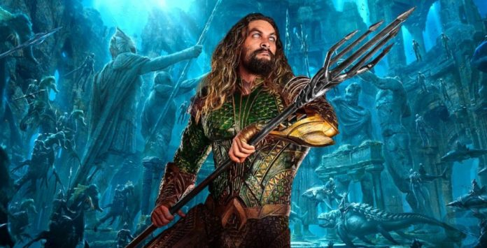 Aquaman crosses 250 million in the 3rd weekend on domestic box office revenue