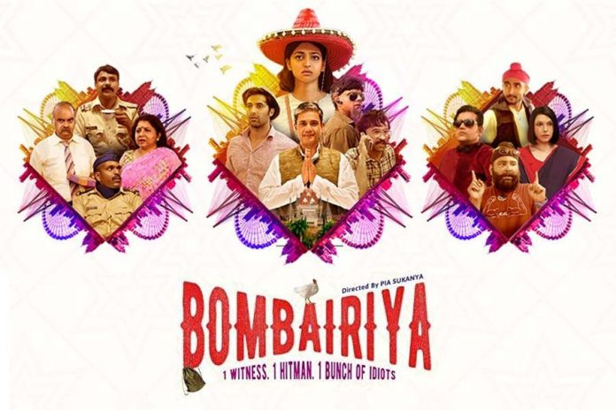 Bombairiya all set to premiere at the Delhi film festival