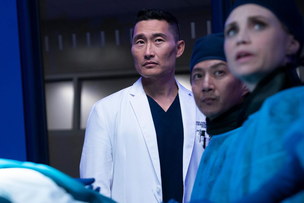 "Daniel Dae Kim is returning to TV with season 2 of ""Good Doctor"""
