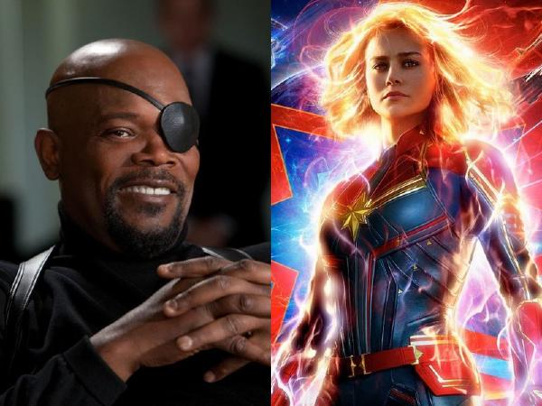 Samuel L Jackson confirms that Captain Marvel can time travel