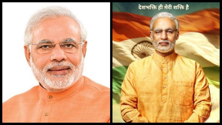 Vivek Oberoi's first look as Narendra Modi is released