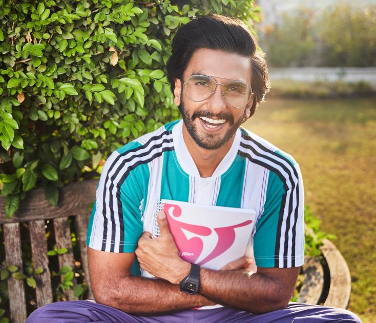 Actor Ranveer Singh to play the role of a Gujarati Man in Jayeshbhai Jordaar