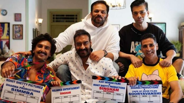 Rohit Shetty to release one more Cop movie, Registers the title Aaya Police