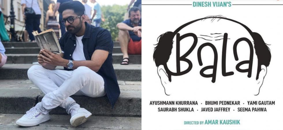 Kamal Kant Chandra files Plagiarism case against maker of Ayushmann Khurrana's Bala