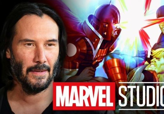 Keanu Reeves might star together with Angelina Jolie in Marvel's 'The Eternals'
