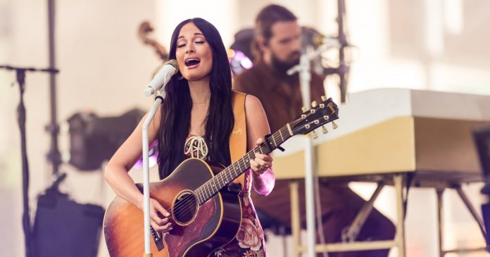 kacey-musgraves-performed8221slow-burn8221-and-3-of-your-other-preferred-songs-about-the-today-show