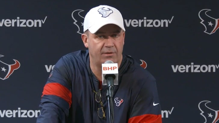 Video emerges of Bill O'Brien raining F-bombs on heckling fan