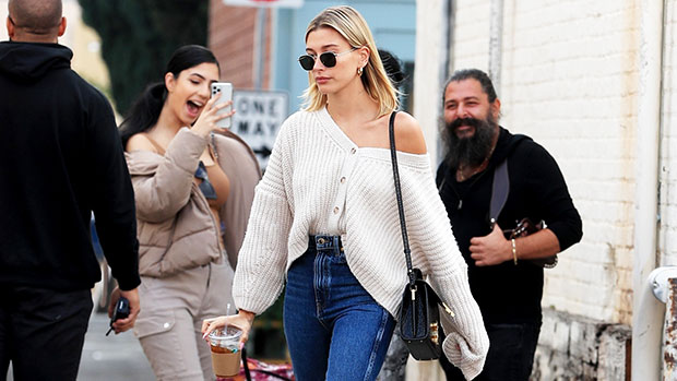 Stars Earning Budget Buys Look Just Like Designer Wear Hailey Baldwin Selena Gomez More Binge Post