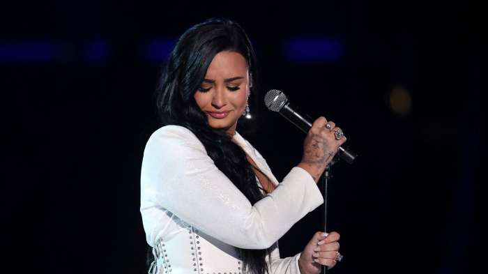 Watch Demi Lovato Debut New Song