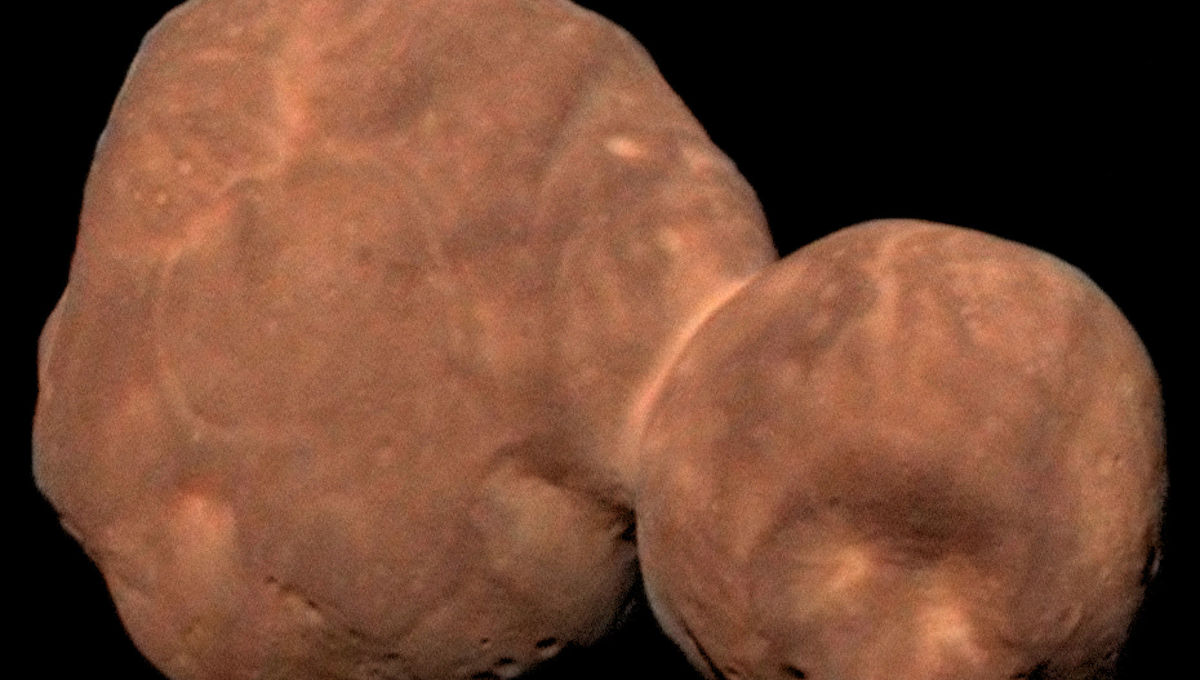 How one can construct a Kuiper Belt Object: Arrokoth's two halves shaped individually and slowly got here collectively - BingePost