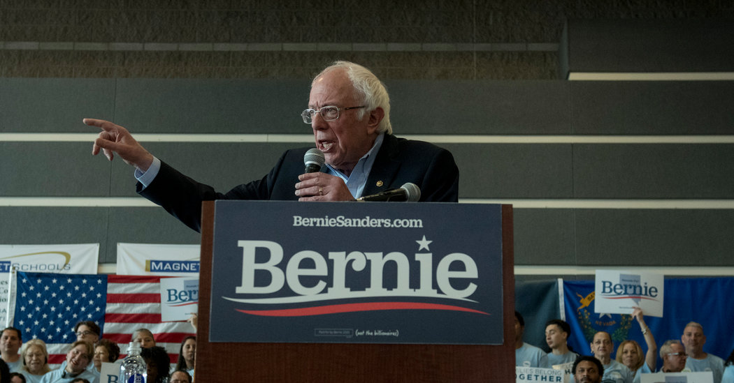 Sanders victorious, Klobuchar Exceeds Expectations in New Hampshire Democratic primary