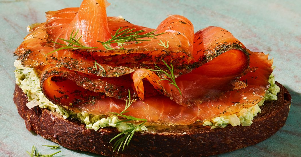 The Finest Get together Trick: Make Your Personal Gravlax - BingePost