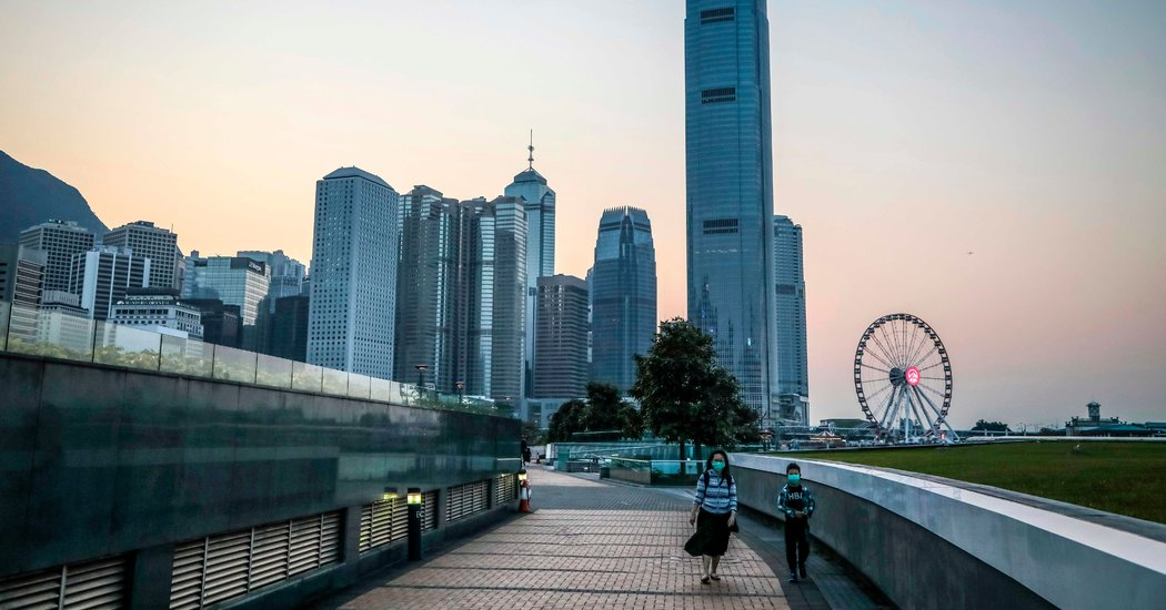 Hong Kong unveils new measures to tackle tough economic situation