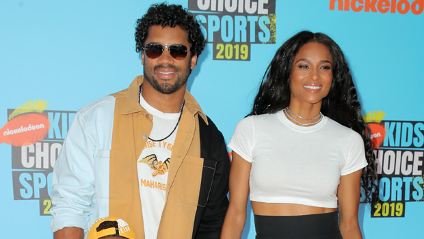 Ciara Posts Clip Of Son Future & Daughter Sienna Kissing Her Baby Bump