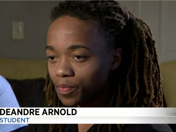 Texas student of Trini descent gets $20K after dreadlocks drama