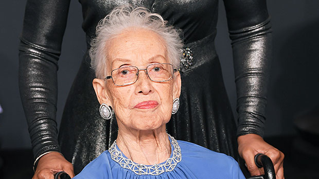 Katherine Johnson, NASA mathematician who inspired 'Hidden Figures,' dies at 101