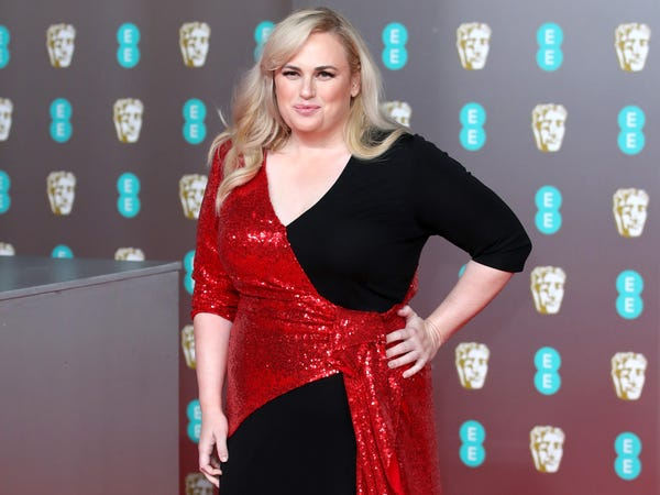 Rebel Wilson speech - Cats, female director jokes at BAFTA Film Awards