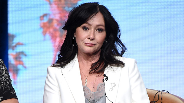 Shannen Doherty says she's struggling amid cancer diagnosis