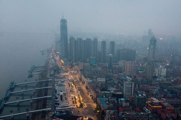 More than 75k in Wuhan may have coronavirus, analysis suggests