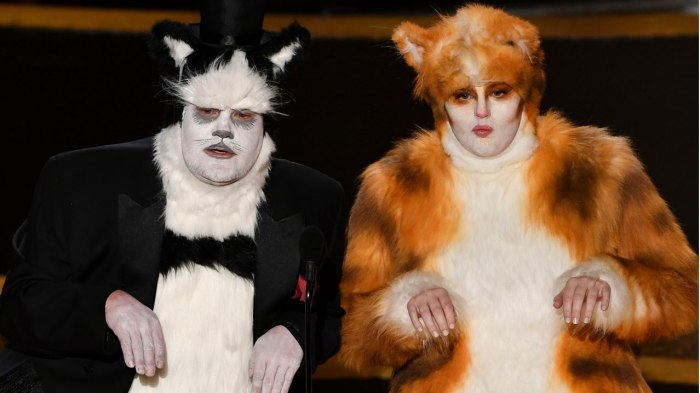 Visual Effects Society offended with 'Cats' joke at Academy Awards