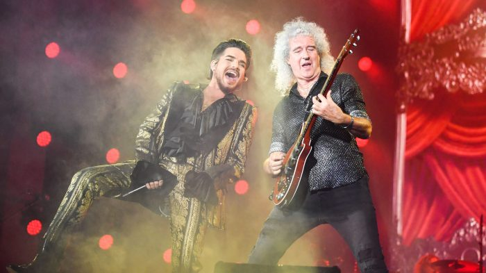 Brian May 'I haven't felt like that since Live Aid'