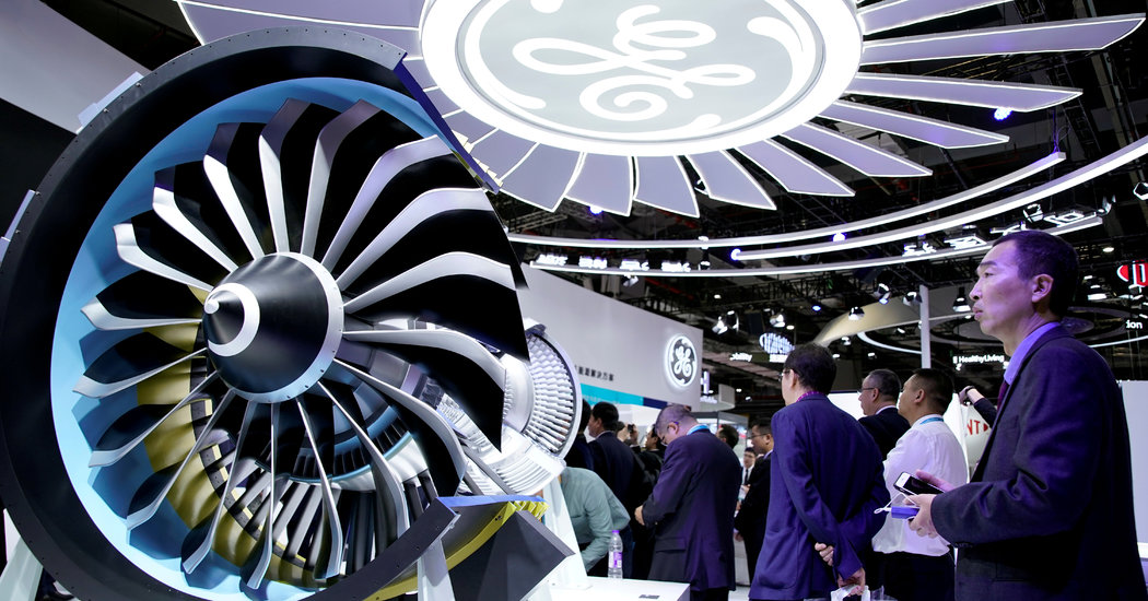 U.S. weighs blocking GE engine sales for China's new airplane – sources