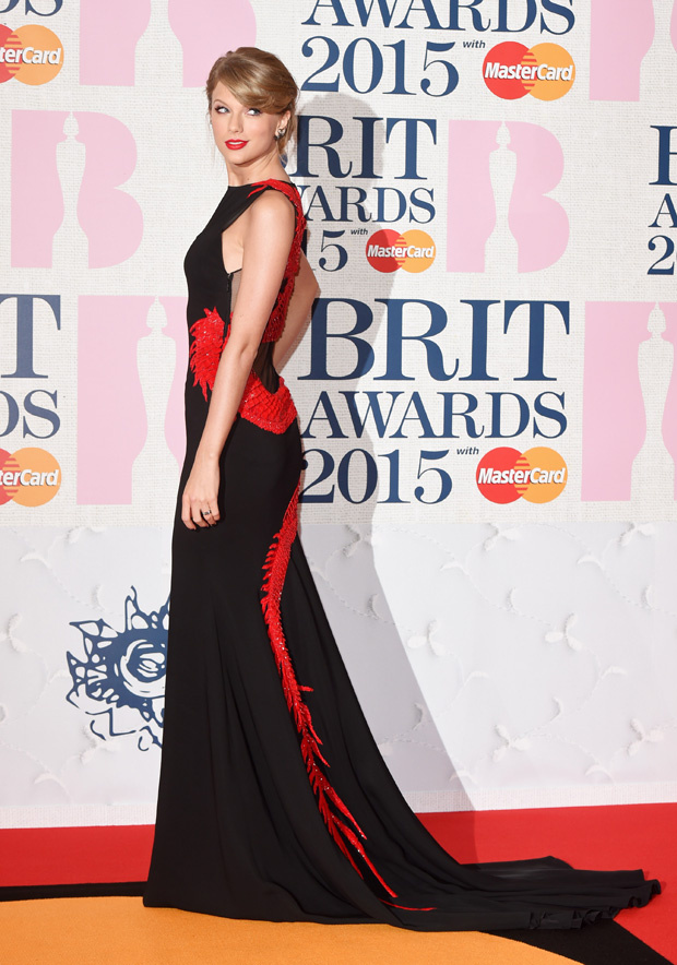 15 Finest Brit Awards Attire Of All Time Taylor Swift Extra Binge Post