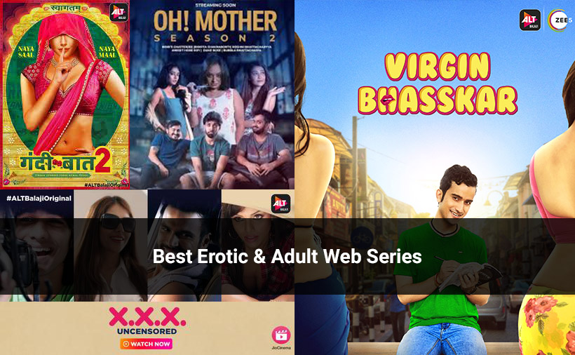 Best Erotic & Adult Web Series