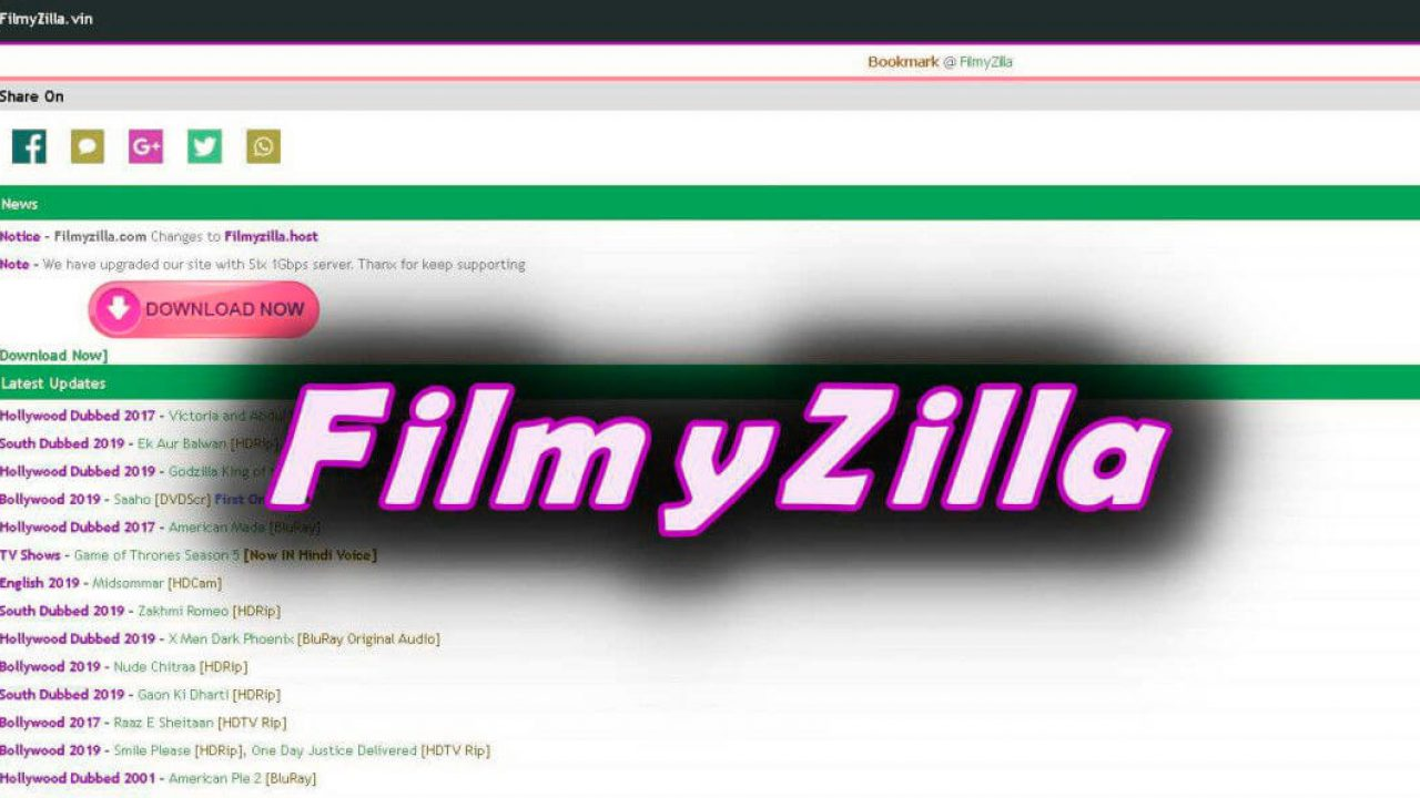 Filmyzilla Bollywood Movies Hollywood And South Hindi Dubbed Movies Binge Post