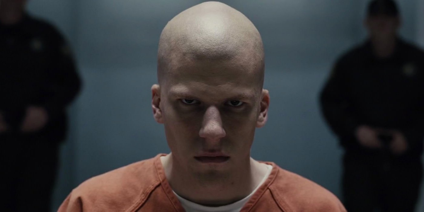 Jesse Eisenberg Would Love To Play Lex Luthor Again After