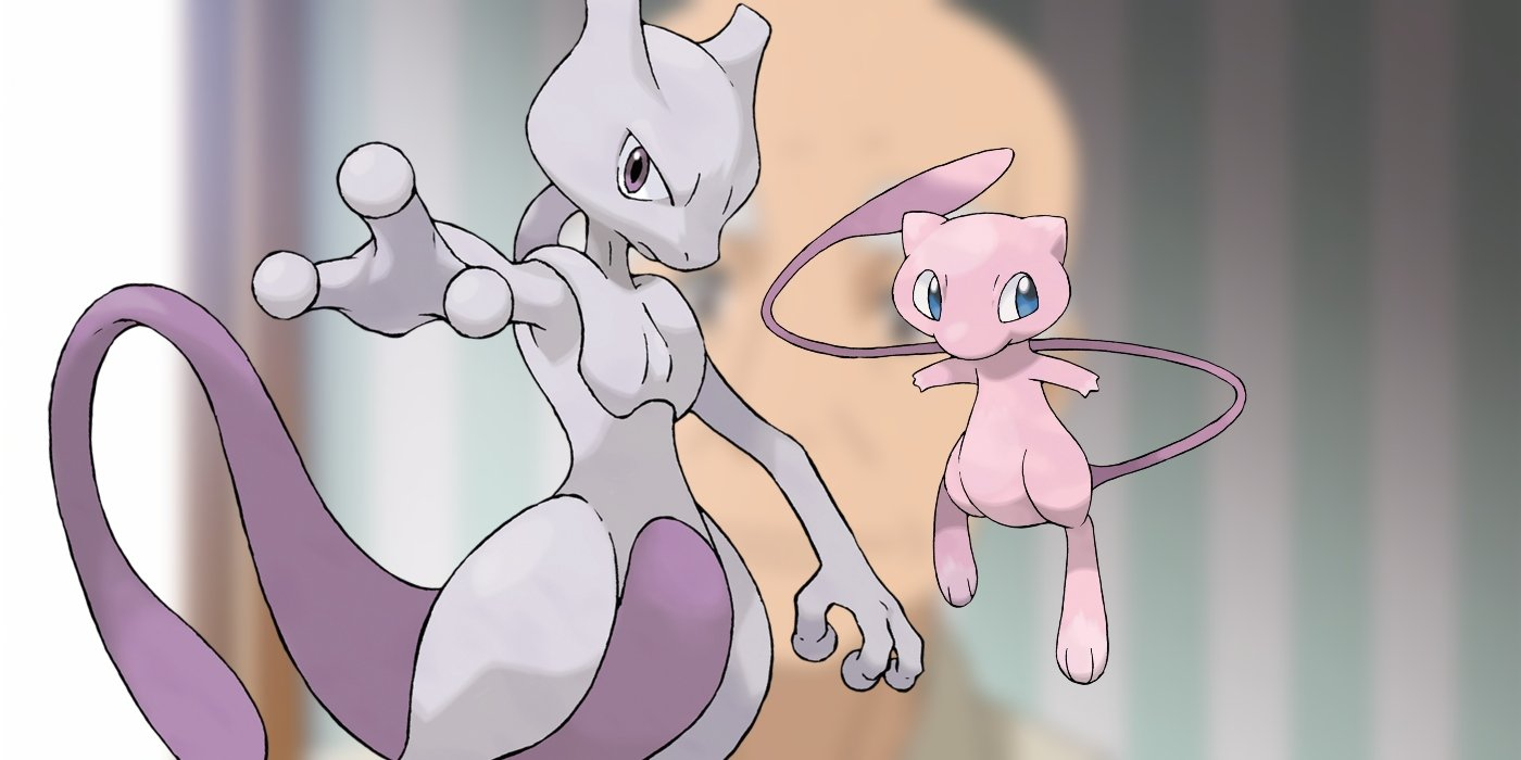 Pokemon Who Created Mewtwo In The Red Blue Game World Binge Post