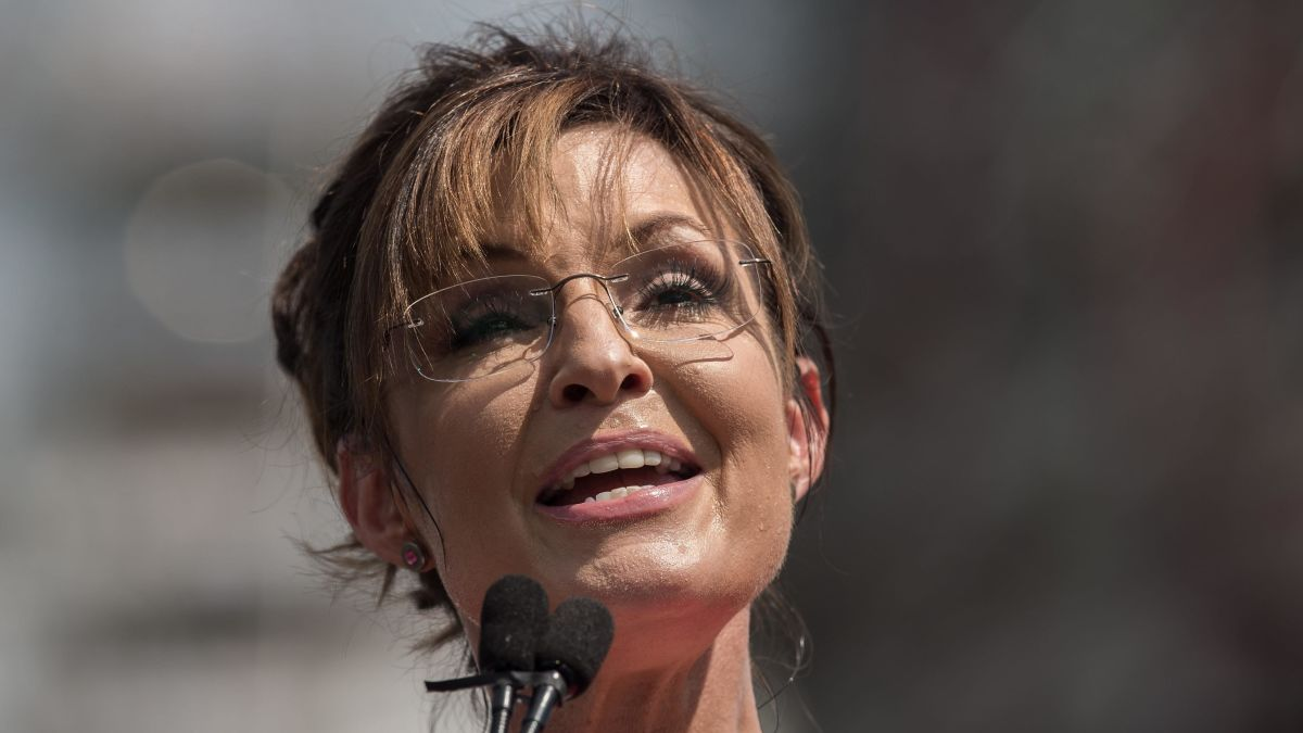 Sarah Palin reveals clues she dropped before wild 'The Masked Singer' shocker