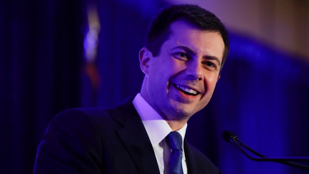 Pete Buttigieg Makes His Late Night Host Debut For 'Jimmy Kimmel Live!'