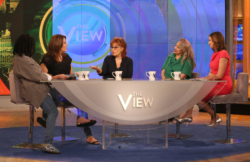 Joy Behar Takes Time off From 'The View' Amid Coronavirus Outbreak