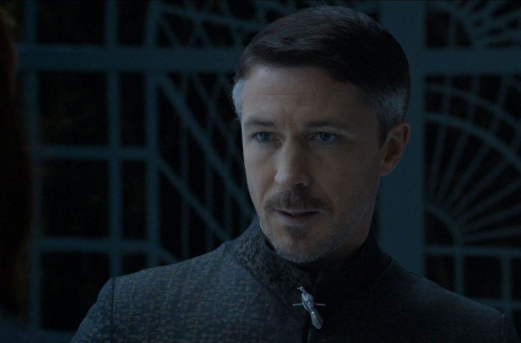 Aidan Gillen as Petyr Littlefinger Baelish