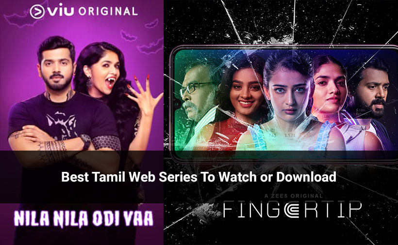Best Tamil Web Series