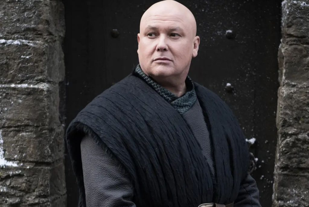 Conleth Hill as Lord Varys