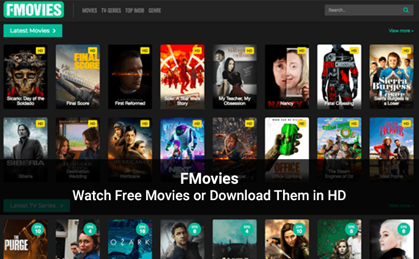 FMovies: Latest Movies To Watch Online in 2020
