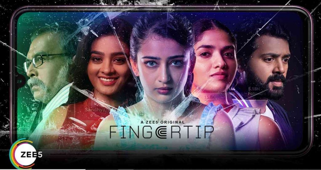 Fingertrip Web Series on ZEE5