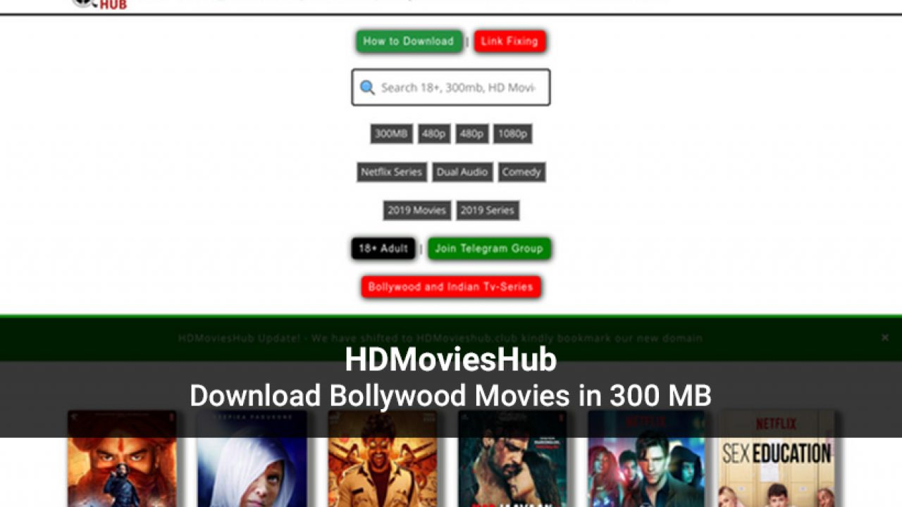 Hdmovieshub Bollywood Movies In 300mb Watch Or Download Now