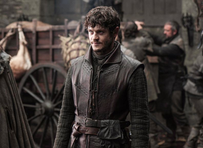 Iwan Rheon as Ramsay Snow