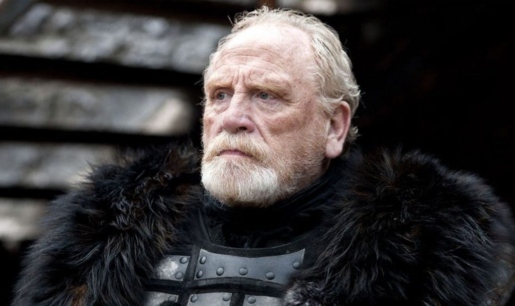 James Cosmo as Jeor Mormont