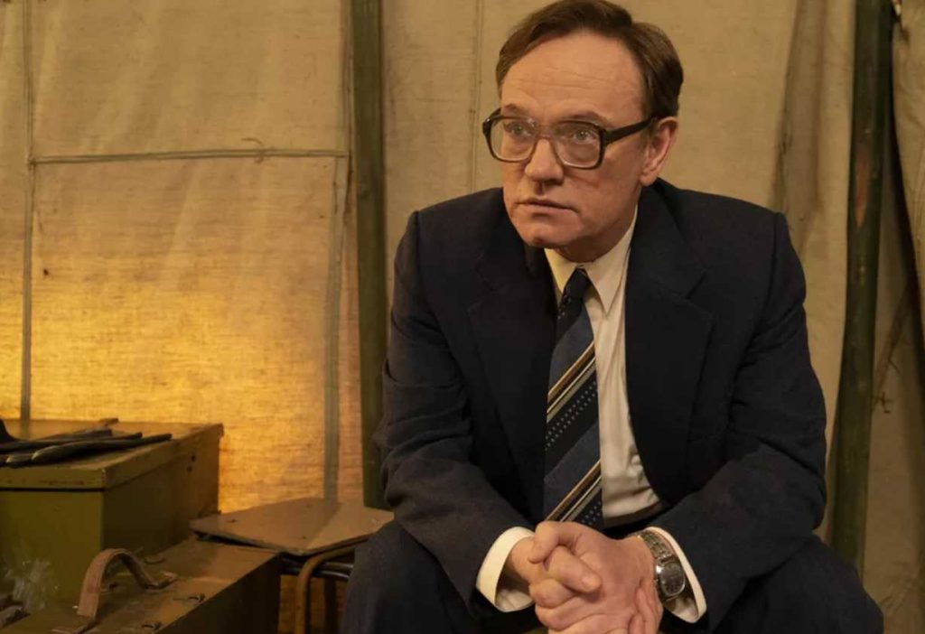 Jared Harris as Valery Legasov