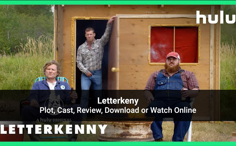 Watch Letterkenny Christmas Special 2021 Online Free Watch Letterkenny Online Free All Seasons Cast Plot Details