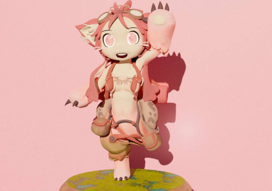 Mitty in Made in Abyss