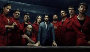 Money Heist Season 2 Part 2 Ep8