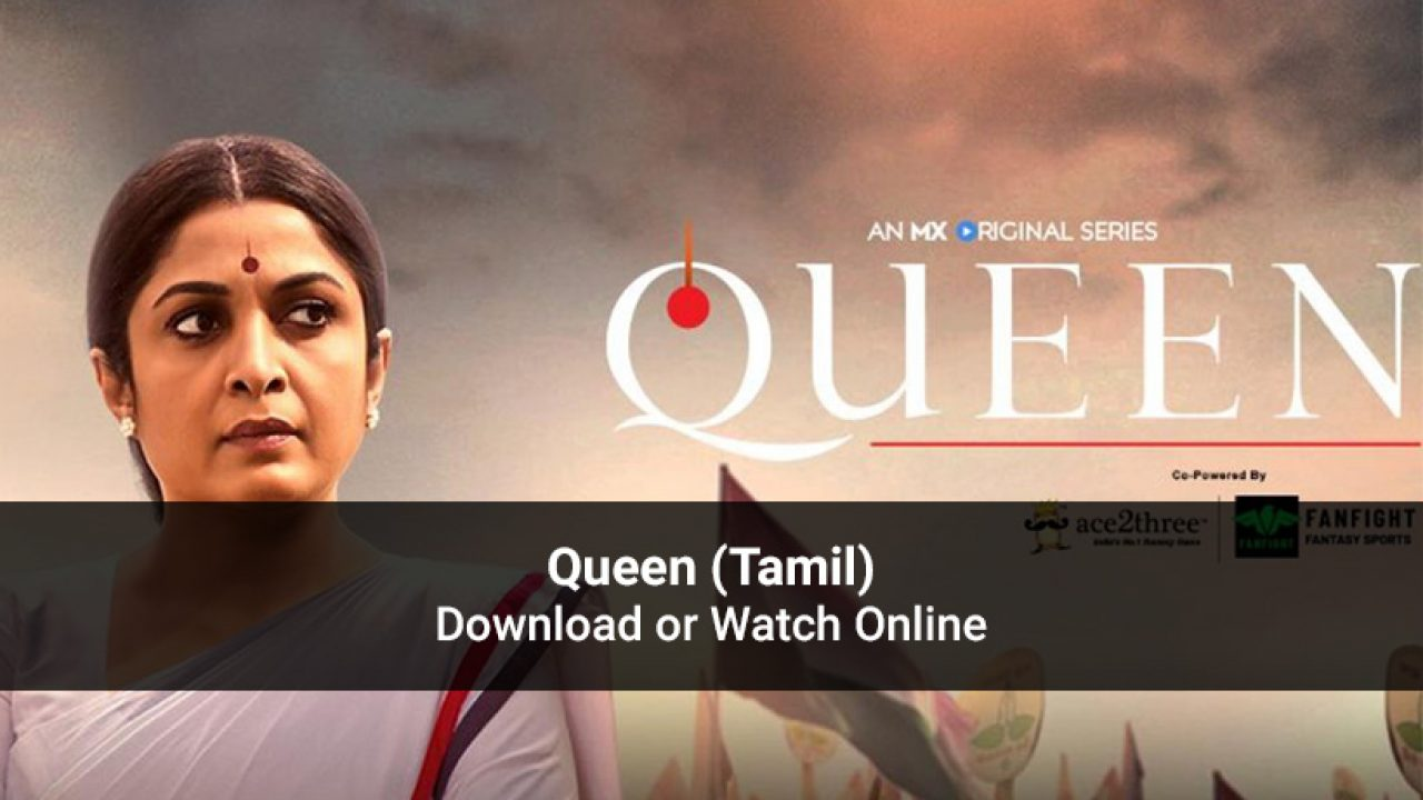 Queen Web Series In Tamil Download Or Watch Online For Free