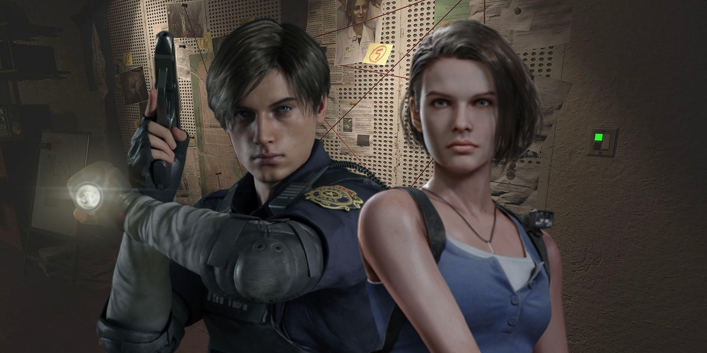 How Resident Evil 3 Updates Re2 S Police Station Binge Post