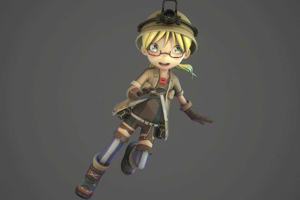 Riko in Made in Abyss