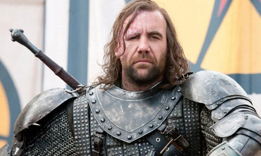 Rory McCann as The Hound